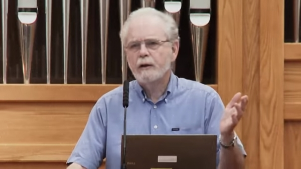 Джеймс Ричардсон: «А. Дворкин — огромная ошибка для русской православной церкви.»